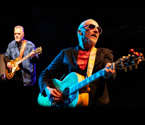 Graham Parker at Bull run