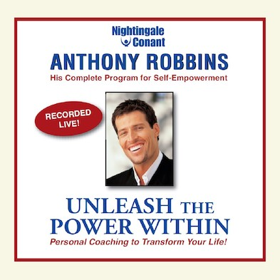 unleash the power within cd