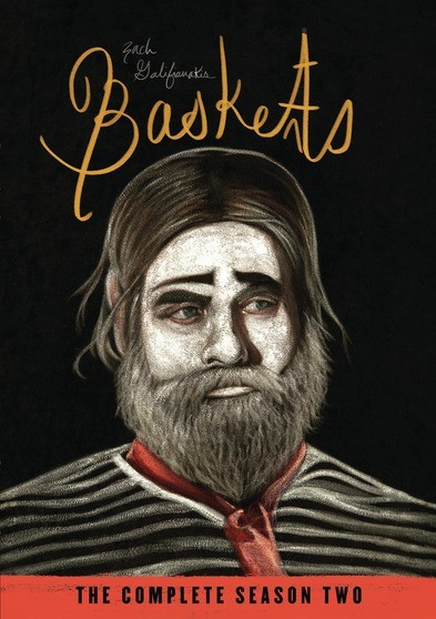 01 23 2018 024543494409 Baskets The Complete Season Two DVD 9 Family Is At Its Most Fragile In 2 Of This Original Comedy Series