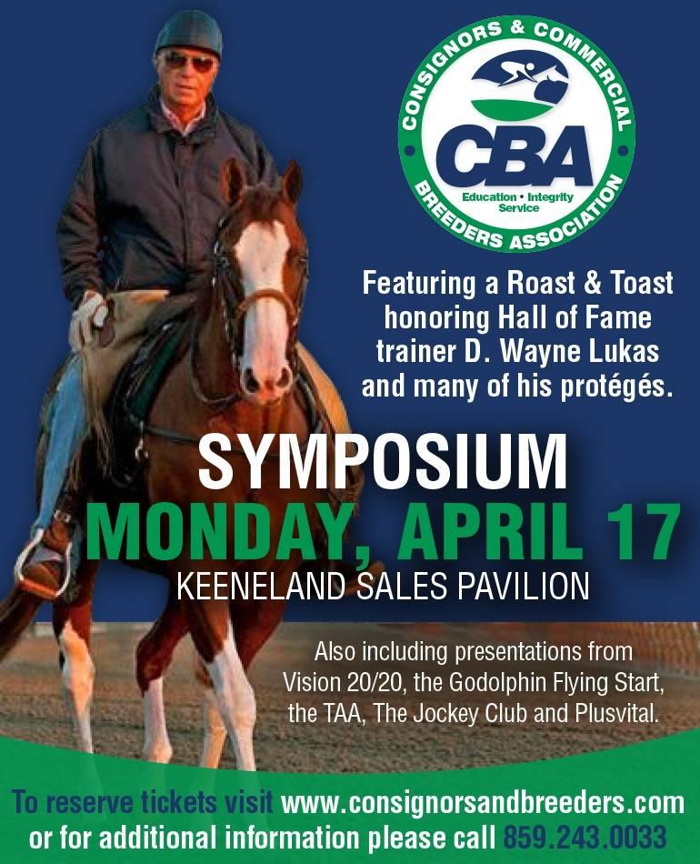 Enviro Equine Announces Title Sponsorship of Fourth Annual CBA Symposium