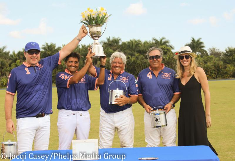 TuffRider/Boca Polo and Kings Hill Take Tournament Titles at Palm City Polo Club