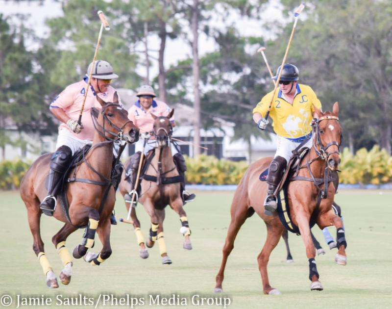 Wins For Boca Polo, Greenhill Winery and Tuff Rider At Palm City Polo Club