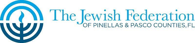 Jewish Federation of PInellas & Pasco Logo