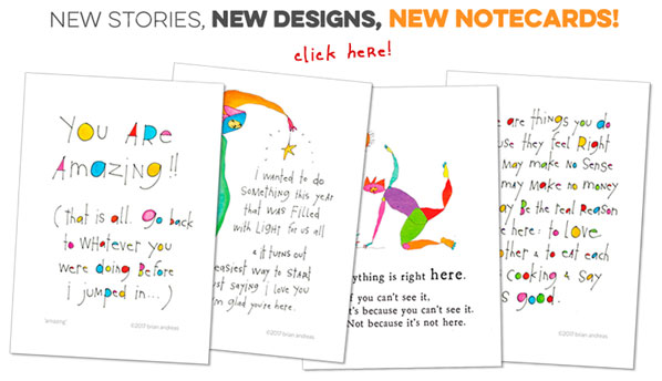 new notecards