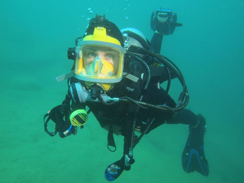a study of the science of scuba diving With the ssi science of diving certification, you will be able to understand in-depth the study of physics with the different laws, the human physiology, decompression theory, the underwater.