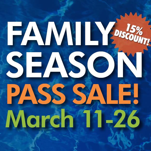 Family Swim Pass