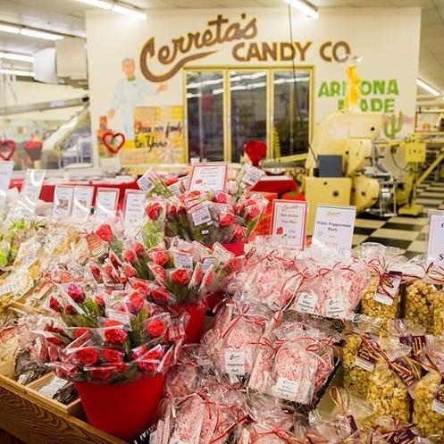 Cerreta Candy Tour