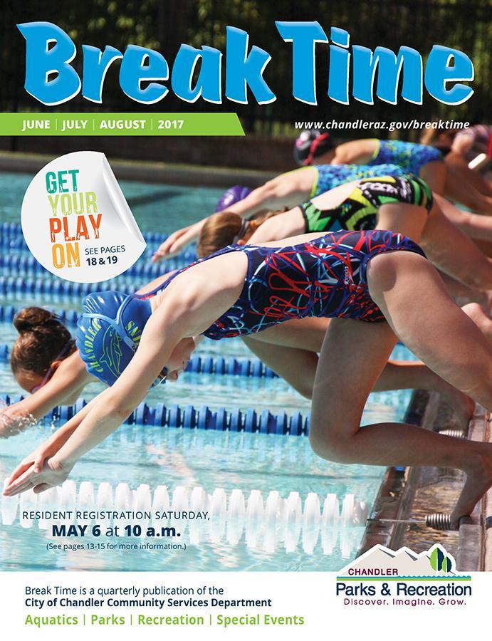 Break Time Summer 2017