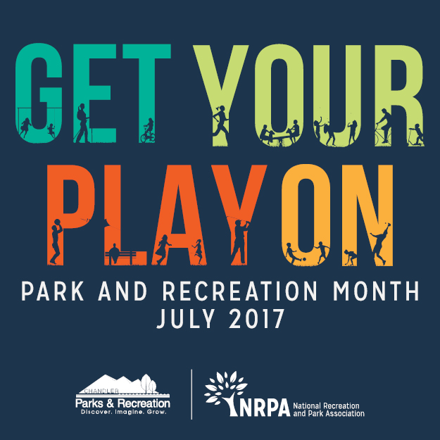 July Park and Rec Month