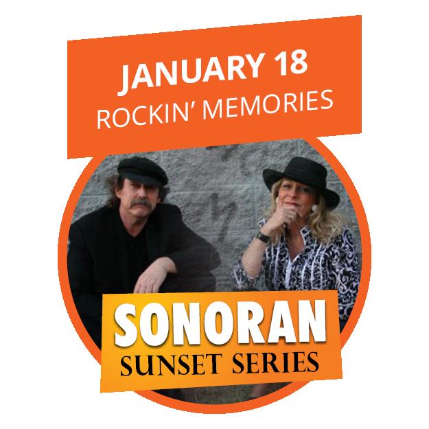 Sonoran Sunset Series Jan. 18