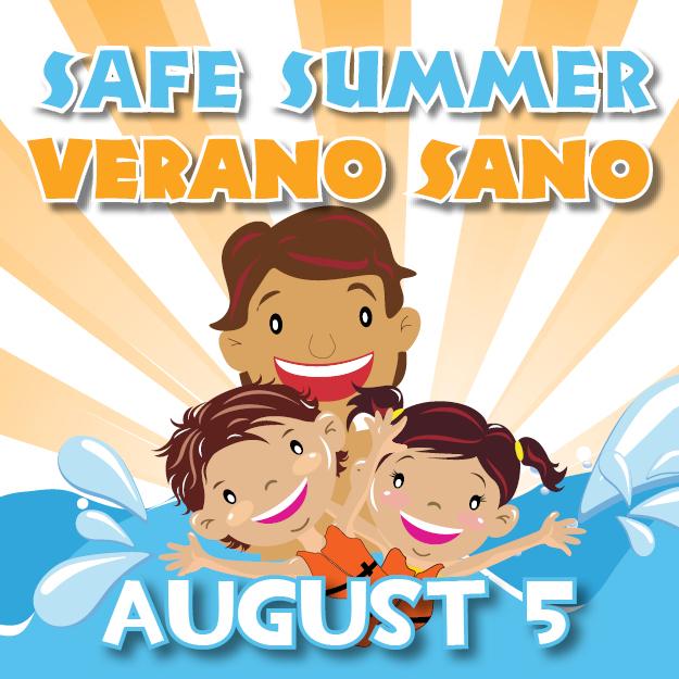 Safe Summer Verano Sano