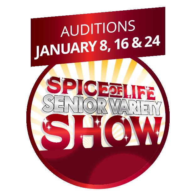 Senior Variety Show Auditions