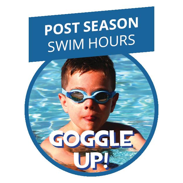 Post Season Swim Hours