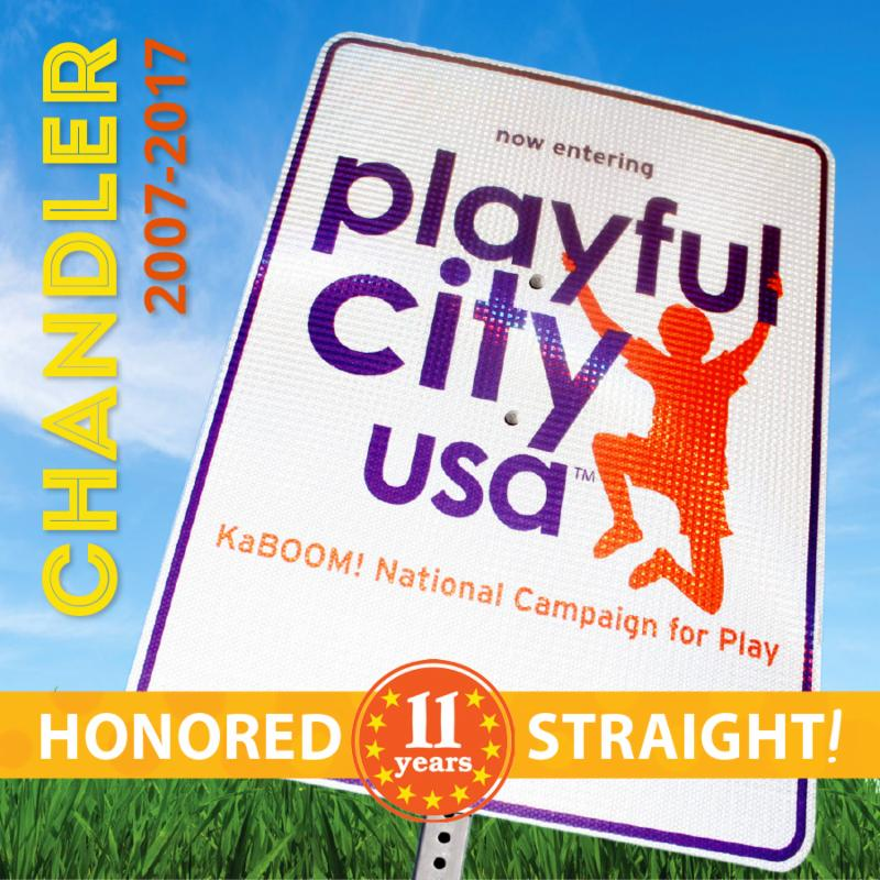 Playful City Announcement