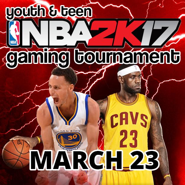 Teen Basketball Tournament