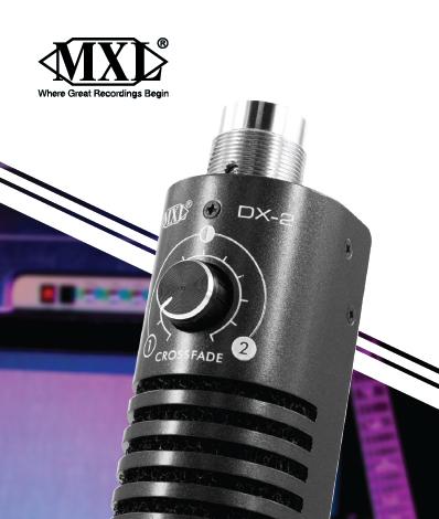 MXL DX-2