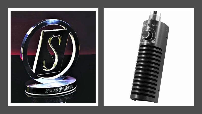 Sound_On_Sound_Award_DX-2_Nomination