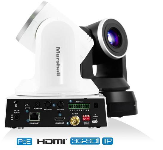 Marshall CV620-IP PTZ Camera