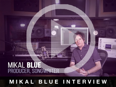 MXL Interview with Mikal Blue