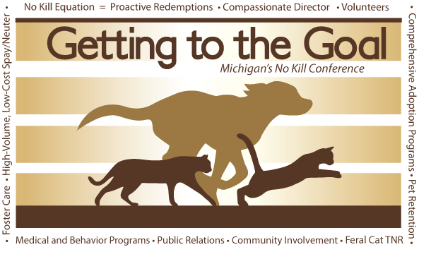 Getting to the Goal logo