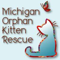 Michigan Orphan Kitten Rescue logo