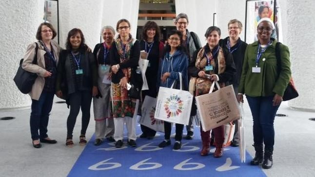 WIEGO Delegates at the International Labour Conference