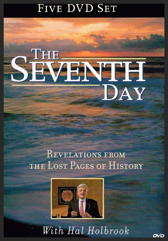 Cover of The Seventh Day DVDs