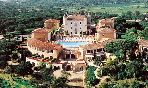 Chateau Hotel de la Messardiere Saint Tropez