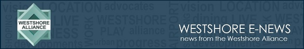 Westshore E-News: News from the Westshore Alliance
