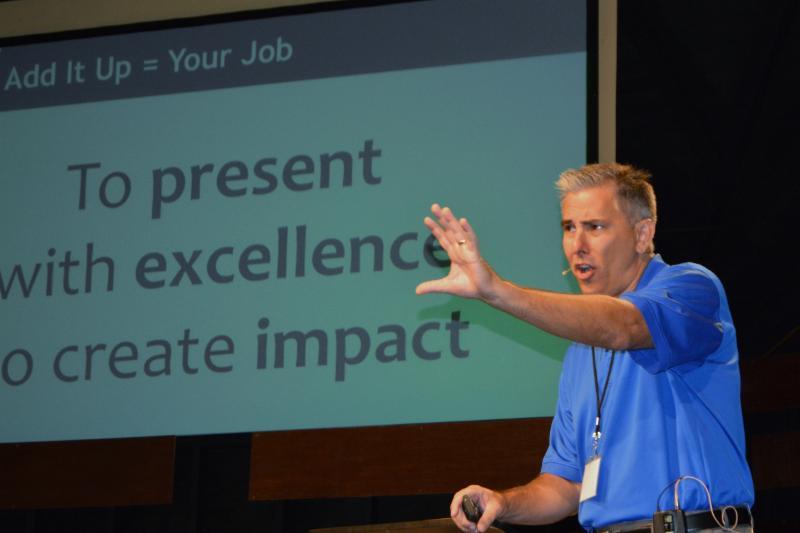 Alan Hoffler Keynote Speaker