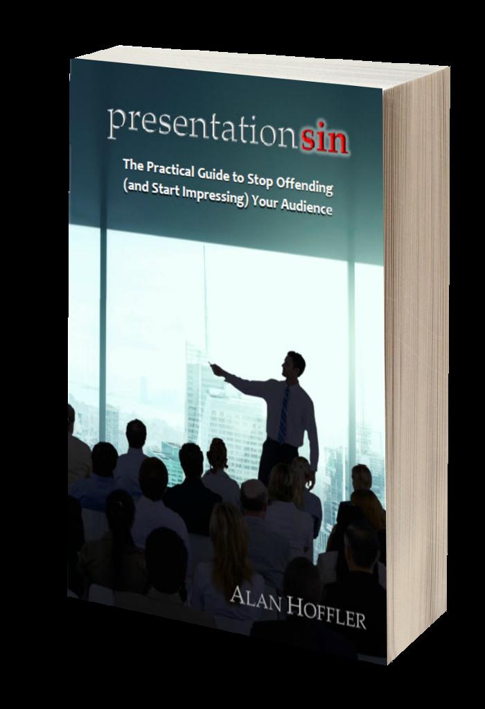 Presentation Sin Book Speaking Tips