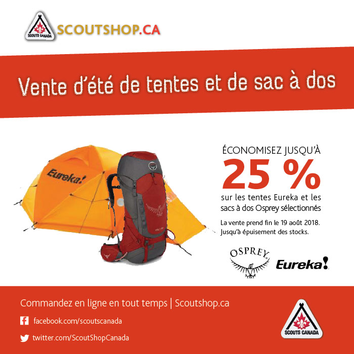 Shop at Scoutshop.ca