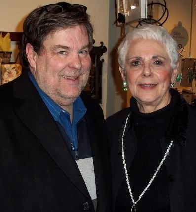Joyner and Rosa Paulus