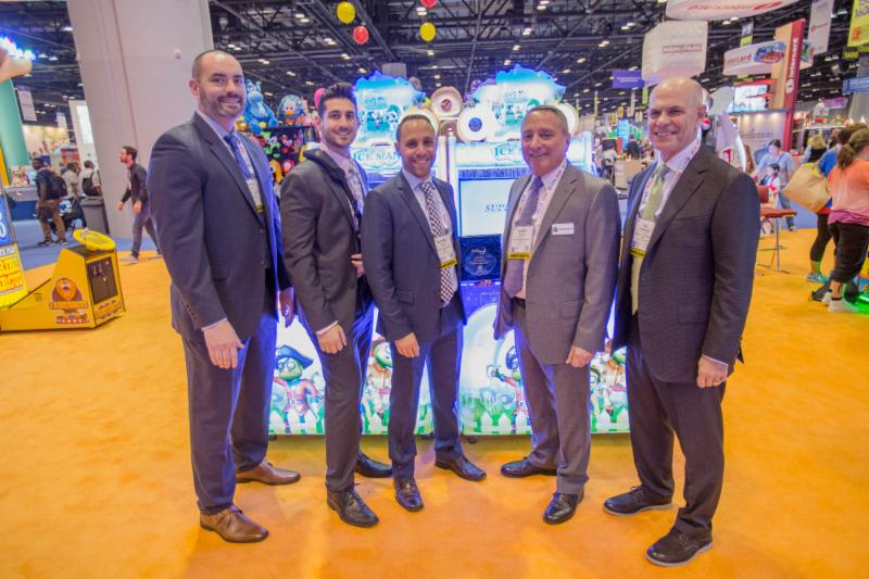 Iaapa Brass Ring Awards  Winners