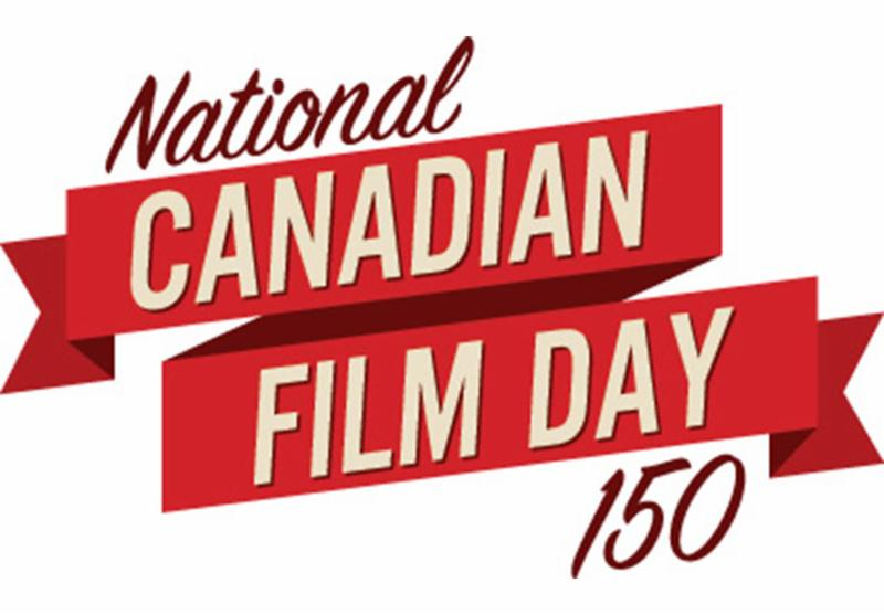 April 19 is the National Canadian Film Day 150