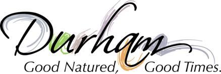 Durham Tourism Logo