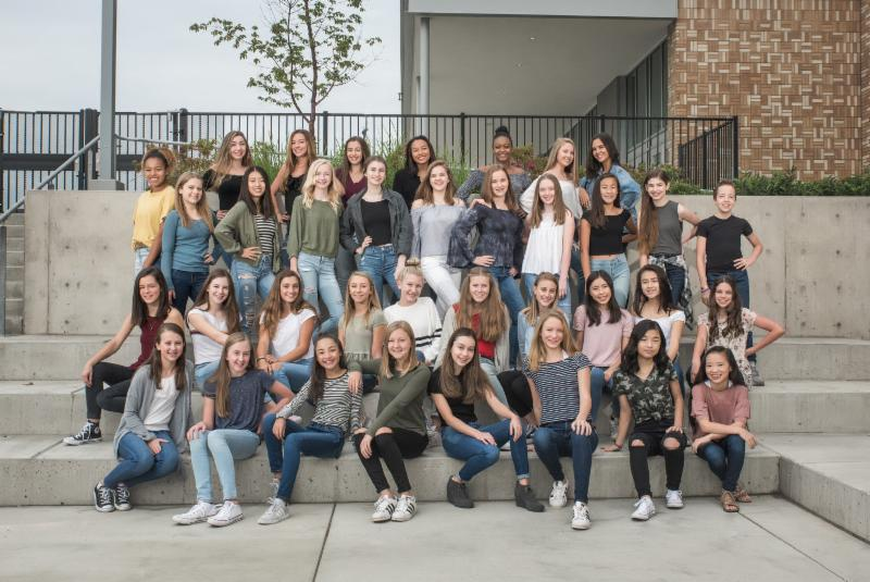 2017-2018 Competitive Company Dancers