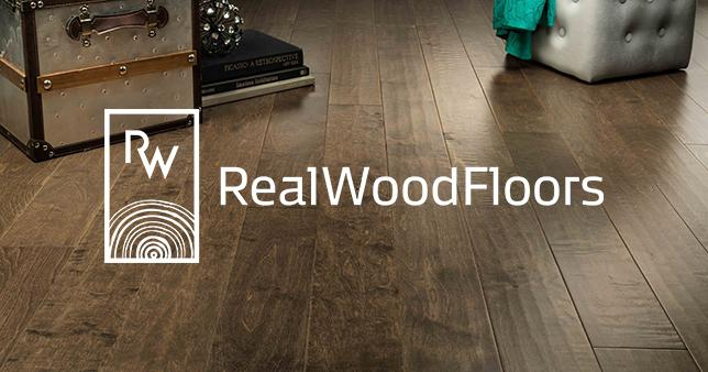 Now Offering Real Wood Floors