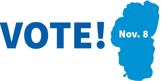 Vote Novermber 8