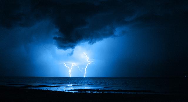 A Dark and Stormy Lake Tahoe Trivia Night