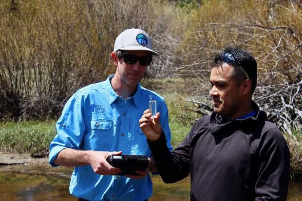 Lake Tahoe Community College program trains students for Tahoe environmental jobs