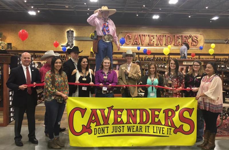 Cavender_s website