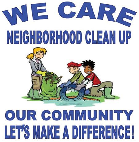 Neighborhood Cleanup Application