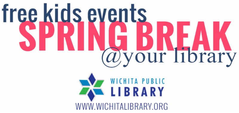 Spring Break for Kids events
