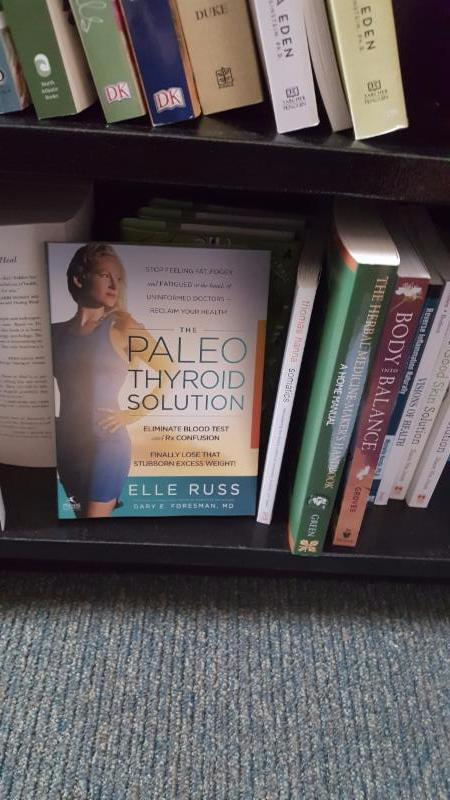 July 2017 midpoint trade books blog the paleo thyroid solution primal nutrition spotted at barnes noble in union square nyc on july 13 malvernweather Gallery
