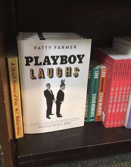 August 2017 midpoint trade books blog playboy laughs beaufort books spotted at barnes noble in union square nyc on aug 17 malvernweather Images