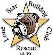 Lone Star Bulldog Club Rescue