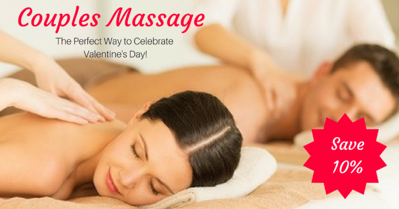 save 10% off valentine's day couples massage!, Ideas
