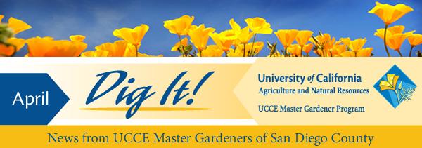 Newsletter From Master Gardener Association Of San Diego