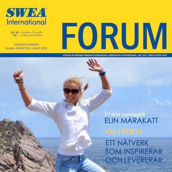 SWEA Forum 2-2017